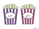 Silent Letter Popcorn -Orton Gillingham Aligned