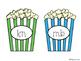 Silent Letter Popcorn -Orton Gillingham