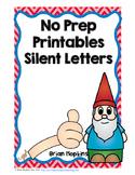 Silent Letter Printables FREEBIE