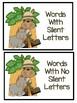 Silent Letter Safari- Games/Stations