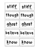 Silent Letters - GO FISH Game!
