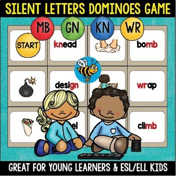 Silent Letters Game