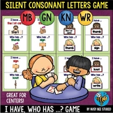 Silent Consonant Letters Game (mb, gn, kn, wr)