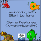 Silent Letters (Ocean Animals)