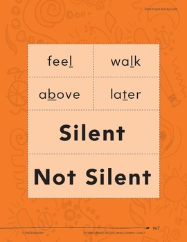 Silent Letters--Silent Knight Literacy Center (eLesson)