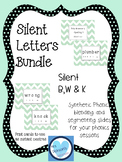 Silent Letters Synthetic Phonics Bundle