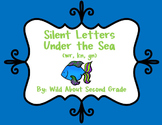 Silent Letters Under the Sea  (Digraphs Wr, Kn)