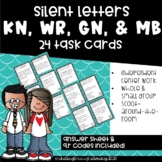 Silent Letters (mb, wr, kn, & gn) Task Cards