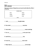 Silent Letters: wr-, gn-, kn-, b