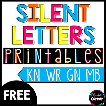 Silent Letters wr gn kn mb