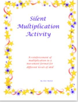 Silent Multiplication Activity
