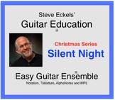 Silent Night - Christmas Guitar Ensemble, Guitar Trio
