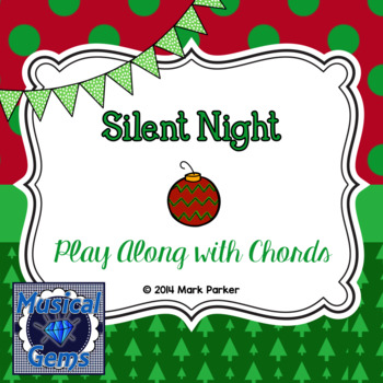 Silent Night Play Along