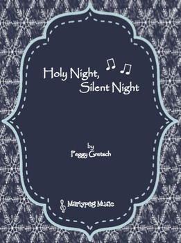 Holy Night, Silent Night/ Partner Song/Choir Music/Christmas