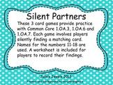 Silent Partner Addition Card Games