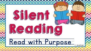 Silent Reading Accountability