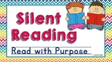 Silent Reading Accountability