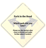 Silent Reward & Retraining Cards: Fork in the Road
