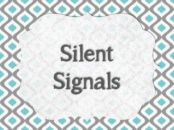 Silent Signals Behavior Management and Communication Tool