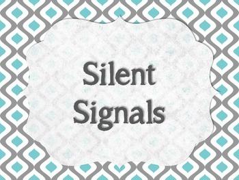 Silent Signals Behavior Management and Communication Tool