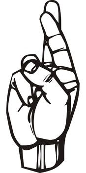 Silent Signals - Hand Signals - Classroom Sign Language