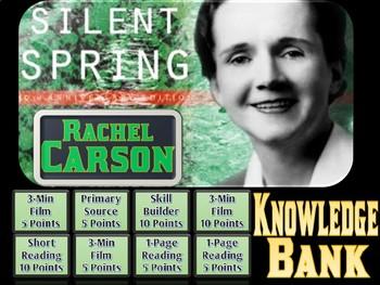 Silent Spring (Rachel Carson) Digital Knowledge Bank