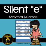 """Silent """"e"""" Activities & Games"""