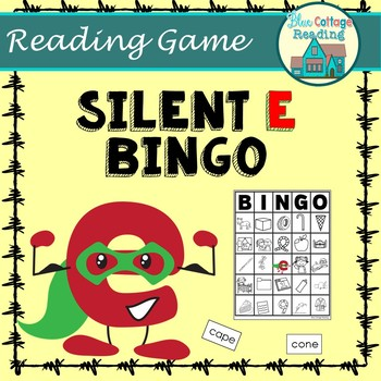 Silent-e Bingo!