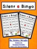 Silent e Bingo Common Core
