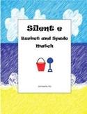 Silent e Bucket and Spade Match