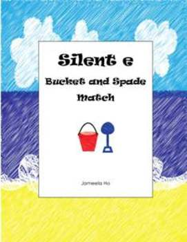 Silent e Bucket and Spade Match
