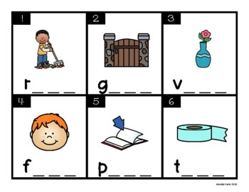 Silent e CVCE Task Cards: Long A (Scoot, Write the Room, Center)