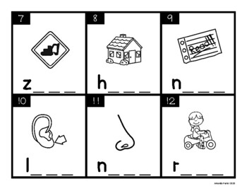 Silent e CVCE Task Cards: Long O (Scoot, Write the Room, Center)