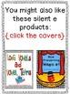 First Grade Phonics: Silent e Flashcards