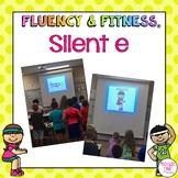 Silent e Fluency & Fitness Brain Breaks
