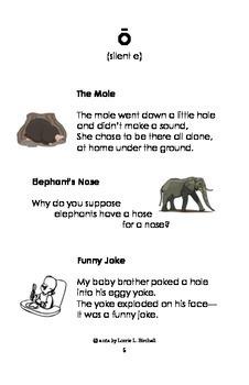 Vowels: Long Vowel Poems (Little Book)