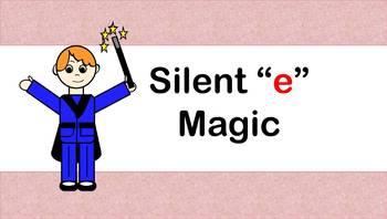 """Silent """"e"""" Magic Power Point"""