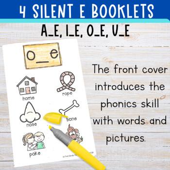 Silent e Mini Books