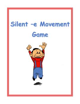 Silent e Movement Game