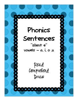 Silent e Sentences