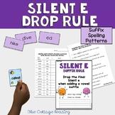 Silent e Suffix  Spelling Rule