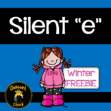 "Silent ""e"" Winter Freebie"