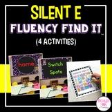 Silent e Words Fluency Find It