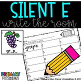Silent e Write the Room