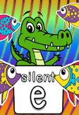 Silent e game