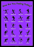 Silhouette Feelings Poster: Amethyst