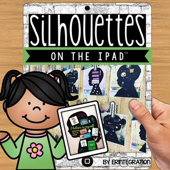 Silhouettes on the iPad