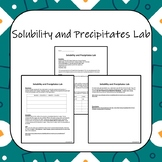 Silicate Garden  - Solubility and Precipitates Lab