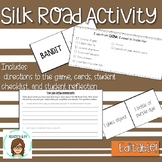 Silk Road Activity
