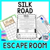 Silk Road ESCAPE ROOM: Mongol Empire - Ancient China - Marco Polo